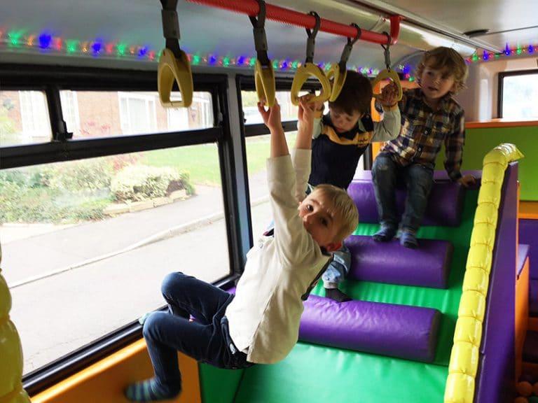 Birmingham party bus