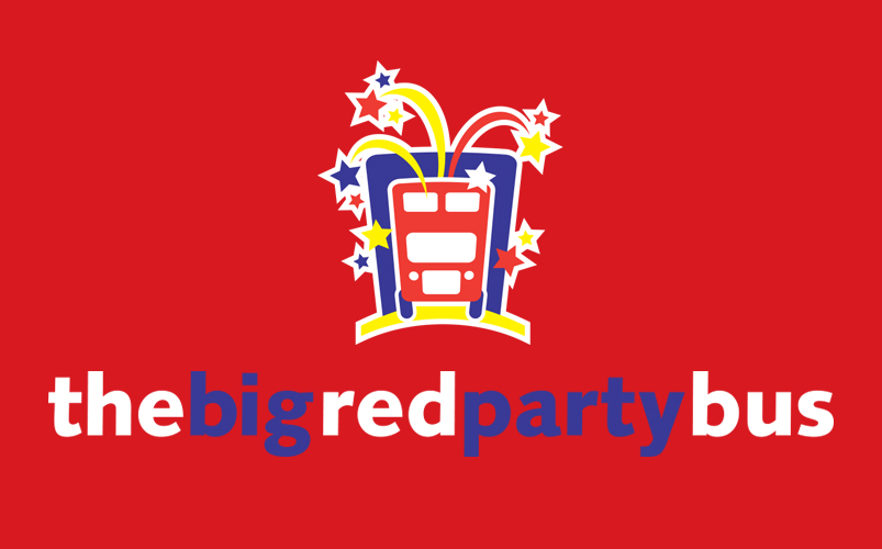 Kids party bus hire Warwickshire
